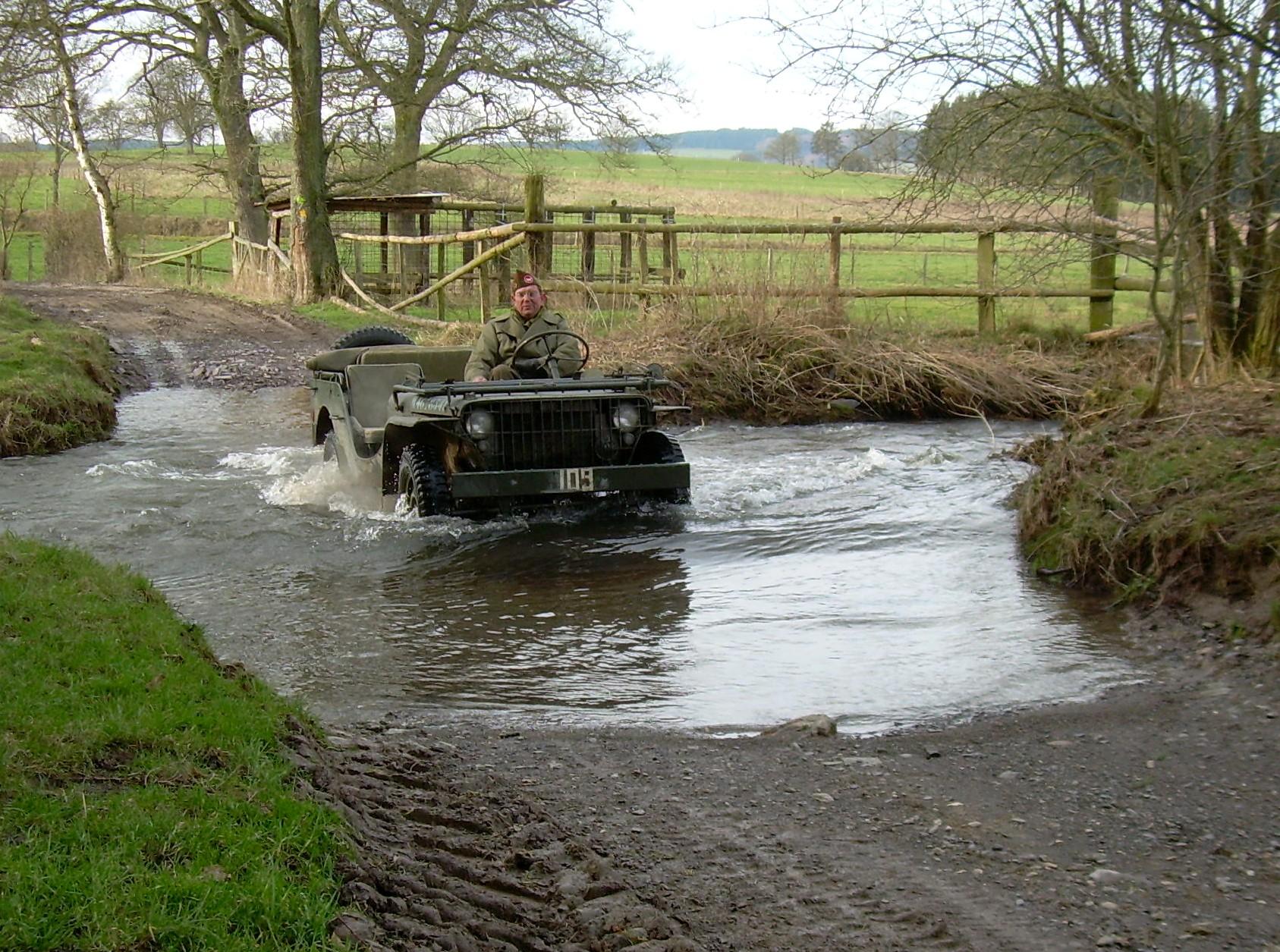 Ford GP Jeep: